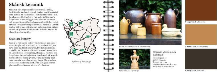Skånsk keramik